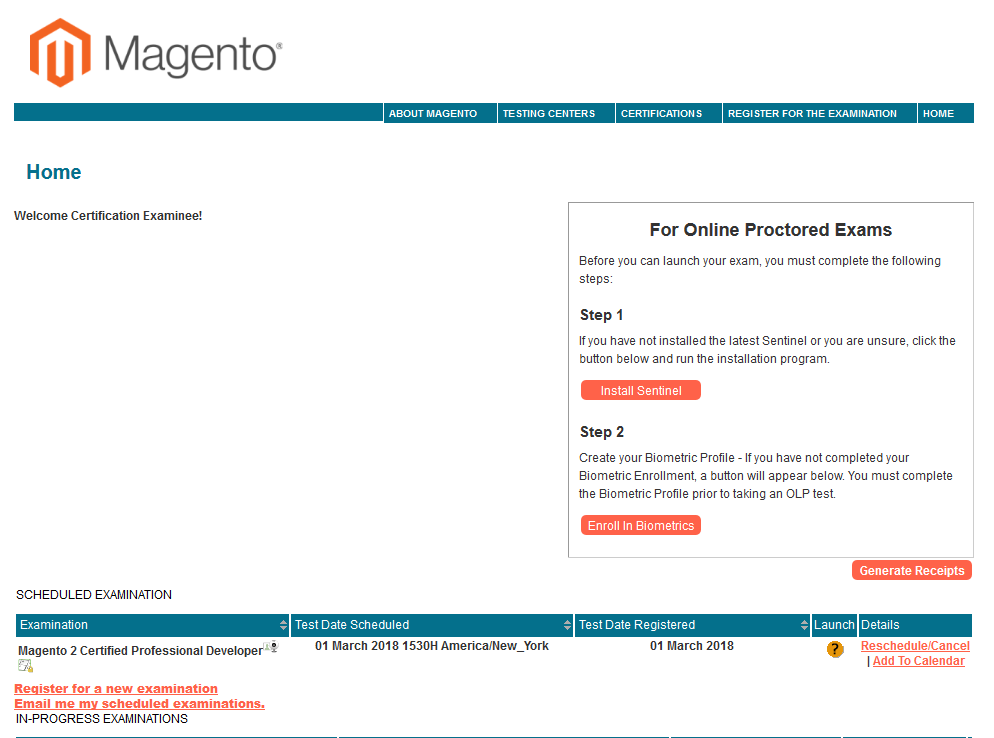 The Magento 2 Online Certification How It Works Integernet