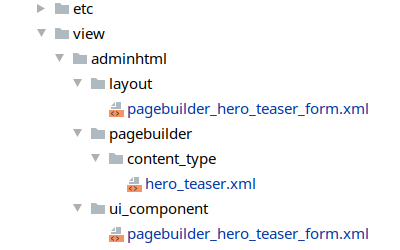 Magento Page Builder – Introduction for Developers